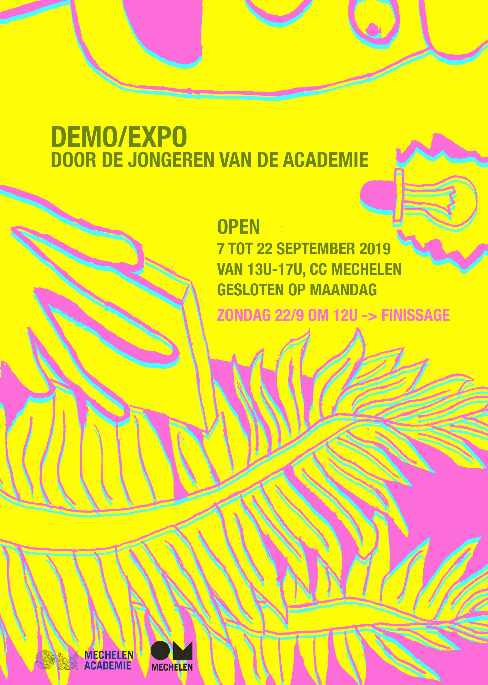DEMO/EXPO