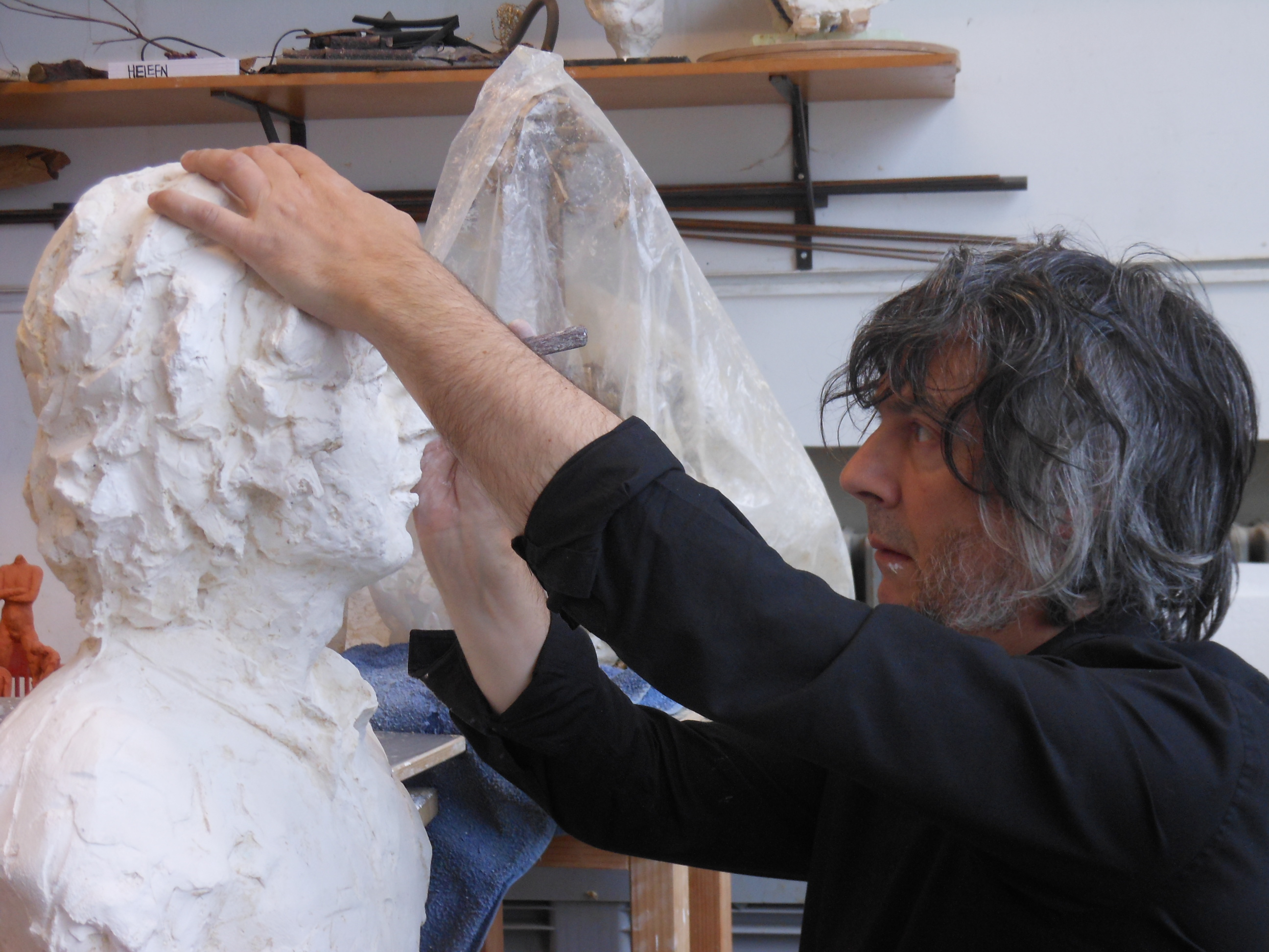 beeldhouwatelier Mechelen - Veerle De Vuyst (18)
