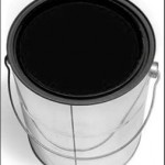 zwarte emmer