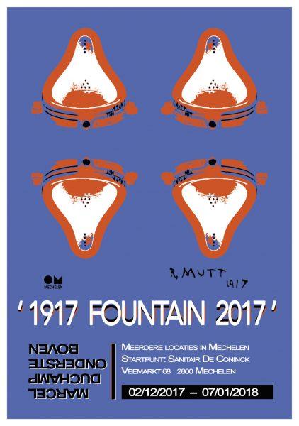'1917 FOUNTAIN 2017'