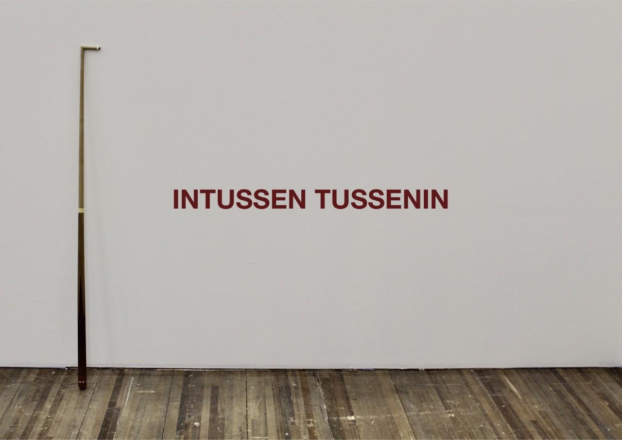 expo INTUSSEN TUSSENIN