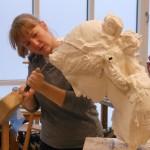 beeldhouwatelier Mechelen - Veerle De Vuyst (2)